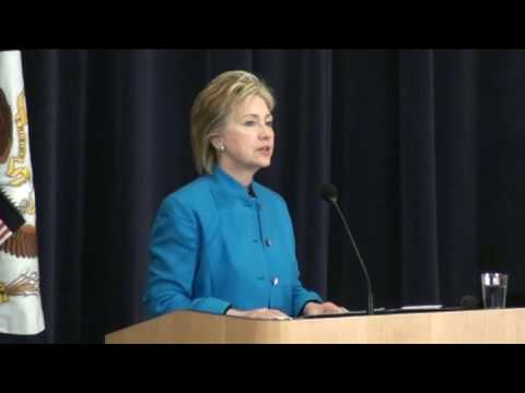 U.S. State Department - May 1, 2009 - Sec. Hillary Clinton (a)