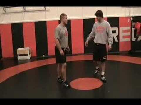 Oregon State Wrestling Technique Image 1