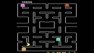 Atari 7800 Longplay [003] Pac-Man (Homebrew)