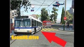 HUGE UPDATE! ROCKET BUS! (Bus routes Game play) & MORE! - BeamNG Drive v0.12 UPDATE (2018!!)