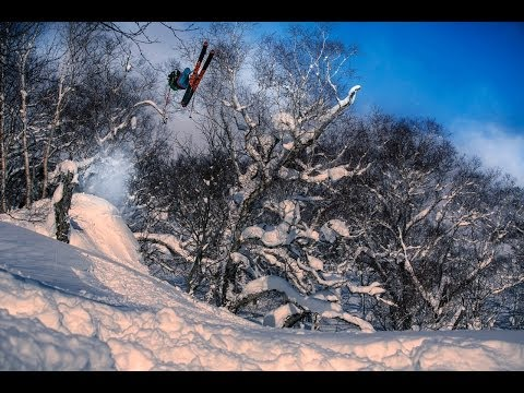 Skiing Niseko Japan, 2013 - In the Season, GoPro Hero3 Black Edition, Canon EOS 7D