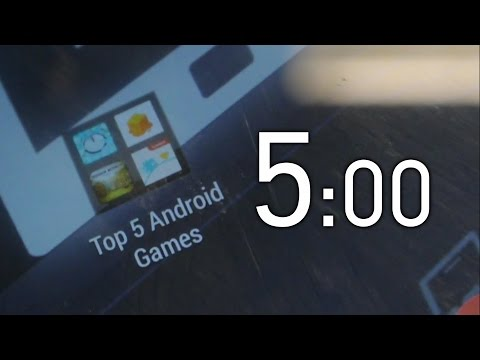 The Top 5 Android Games You're Not Playing (Yet)