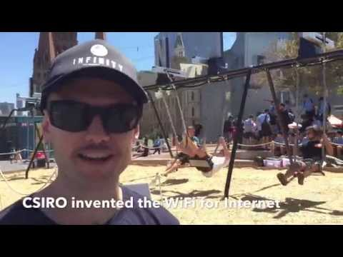 Swinging for Energy - CSIRO Australia