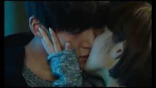 150409 KISS SCENES - Ji Chang Wook & Park Min Young  - Healer