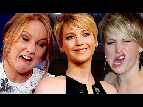 7 Cosas Que No Sabían de Jennifer Lawrence
