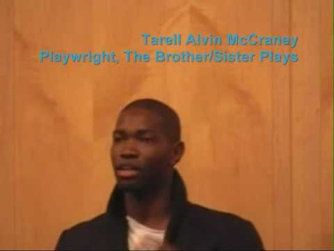 Tarell Alvin McCraney: On Yoruban Culture
