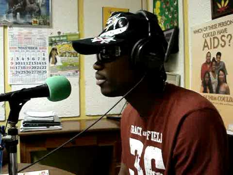 Busy Signal interview (part 1)