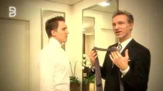 Krawatten Binden Leicht Gemacht - Der Einfache Krawattenknoten.