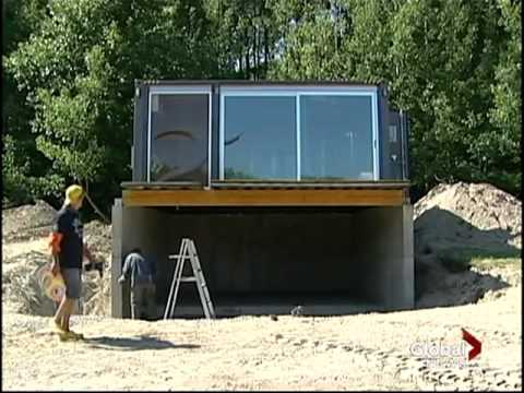 Easy Home Container Get Prefab Shipping Container Homes Toronto