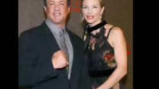 Sylvester stallone & His Wife Jennifer Flavin Actor Rocky