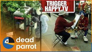Being Kept As A Prisoner - Trigger Happy TV