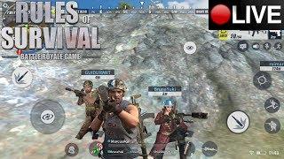 Rules of Survival - A Volta da Squad AGF
