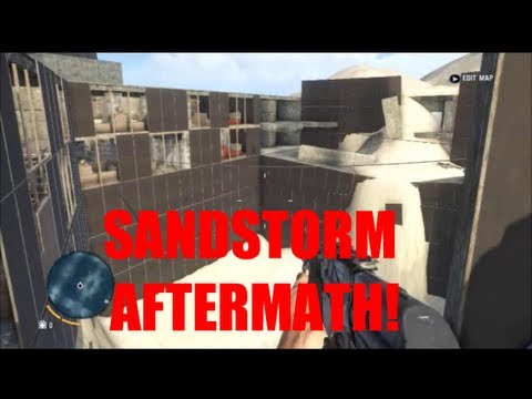 far cry 3 custom map fun #67: Sandstorm Aftermath, Bewitched and Cyber Attack!