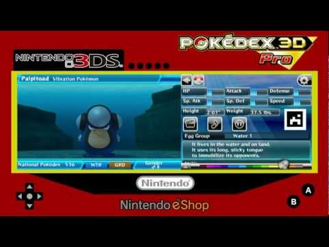 Pokemon Pokedex 3D Pro: Generation 5 All Unova Region Pokemon 494-649
