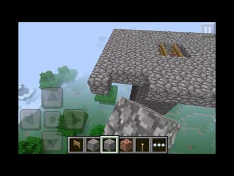 Minecraft PE WORKS IN 0.7.5 - How To Build A Mob Spawner For Amazing Loot!