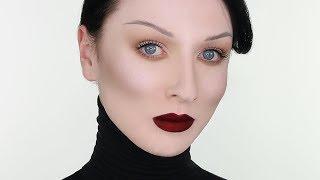 Gothic Vamp Dark Lips Make-up | John Maclean