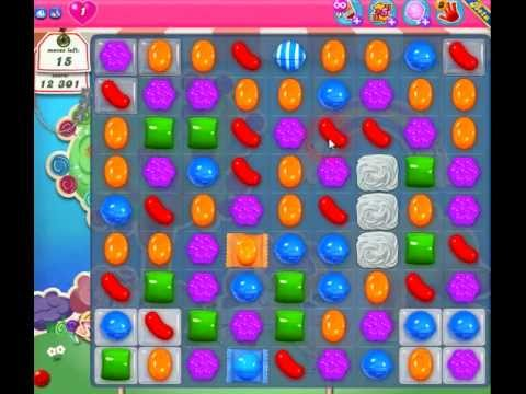 How Do I Get Past Level 165 In Candy Crush