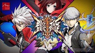 Blazeblue cross tag Battle trial yu and Jin Online
