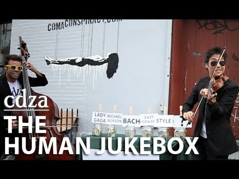 The Human Jukebox | cdza Opus No. 9