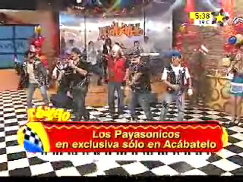 Regresan los Payasonicos a Multimedios