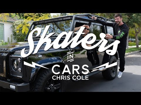 Skaters In Cars: Chris Cole