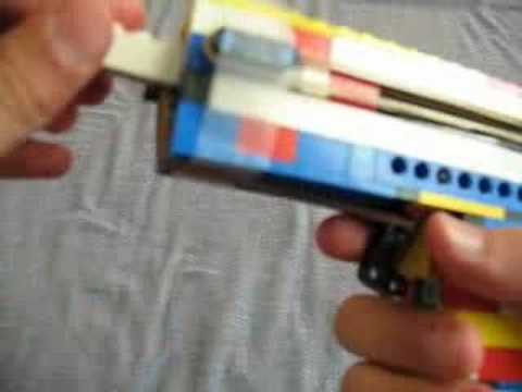 Lego Single-shot Gun S-51