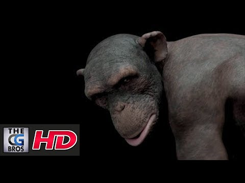 "CGI VFX Breakdowns HD: ""Developing a 100% CGI Chimp for ""98% Human"" - by The Mill"