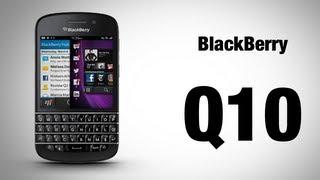 BlackBerry Q10: Дневник Перебежчика, Первый взгляд