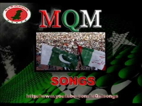 Allah Ki Raza Hai Quaid Rehnuma - Mqm Song (audio) video