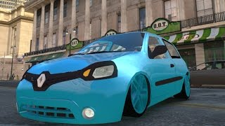GTA IV - Renault Clio Mio 2014 - Twin Turbo