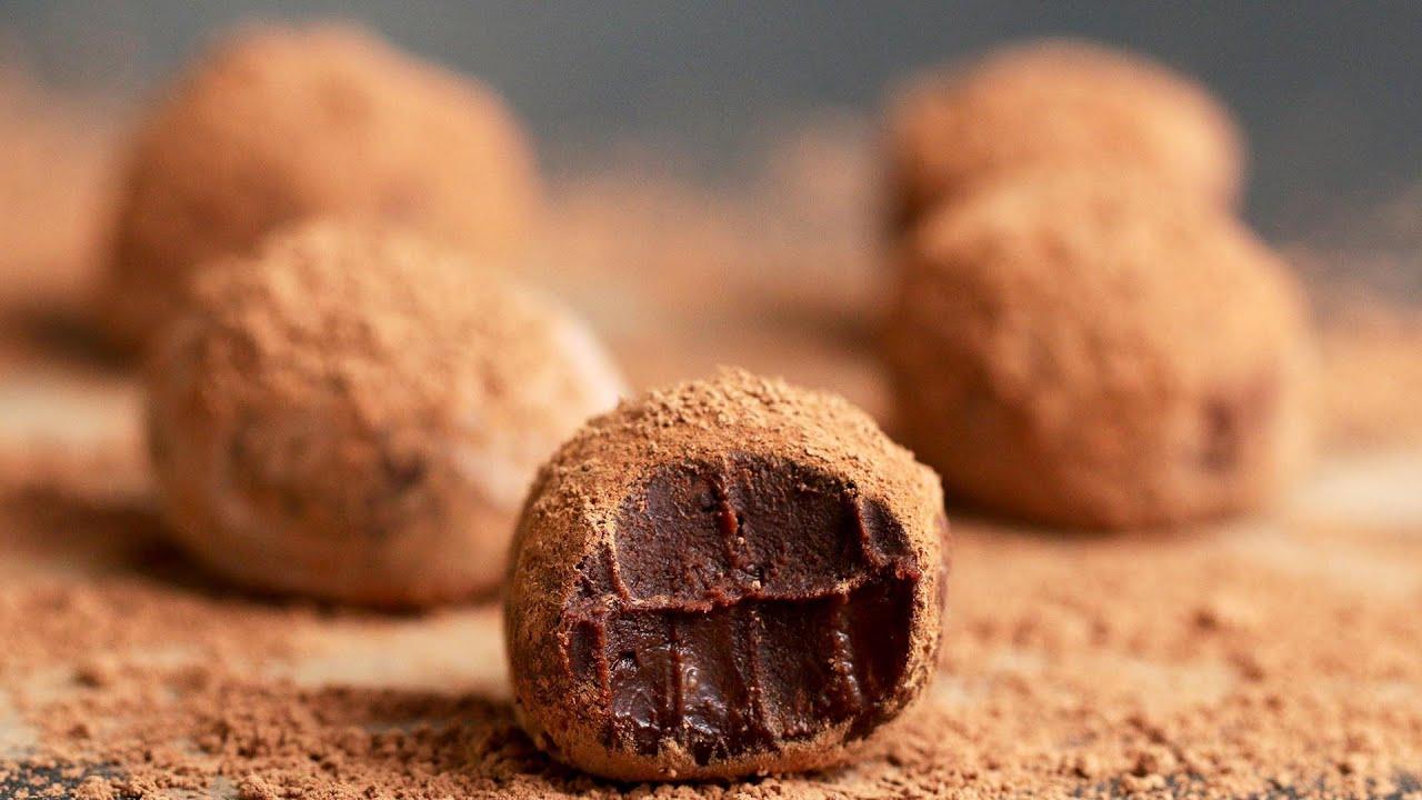 How To Make Chocolate Truffles Recipe How To Make Chocolate Truffles Recipe new pics