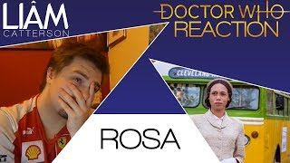 Doctor Who 11x03: Rosa Reaction