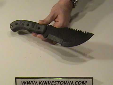 TOPS Tom Brown Tracker Survival Knife