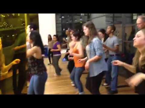 Sabor Salsa Workshop 2/23/2012