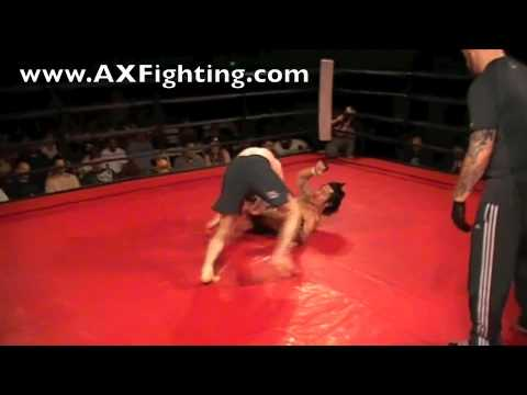 AX Fighting #39 -Matt Depa vs Jon Marc Cortez