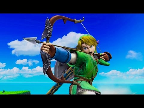 Super Smash Bros. for Wii-U's Map Creation Tool