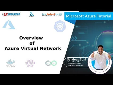 Microsoft Azure - Overview of Azure Virtual Network - Part 01