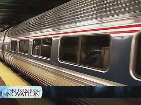 CNBC TV - BUSINESS OF INNOVATION - Power Commuting / High Speed Rail in America