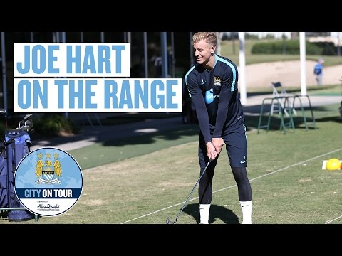WHO'S THE BEST GOLFER? | Joe Hart Exclusive