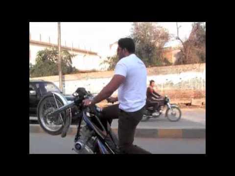 Pakistani BIKER BOYZ!!(Sialkot Wheelers)