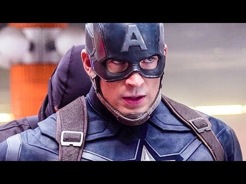Captain America 3 Civil War NEW Trailer Clips (2016) Marvel Superhero Movie HD