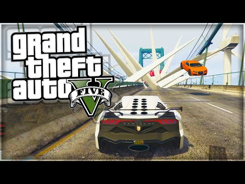 'insane Modded Race!' Gta 5 Funny Moments With The Sidemen (gta 5 Online Funny Moments) video
