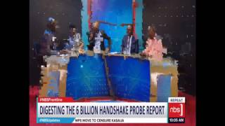 Frontline - Odongtho, Matembe, Andrew Mwenda, OO, Hon. Katuntu- 22 June 2017 - Part 1