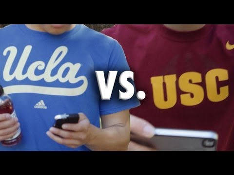 UCLA vs. USC (skit) - Who Wins?