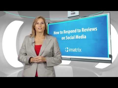 How to Respond to Reviews on Social Media