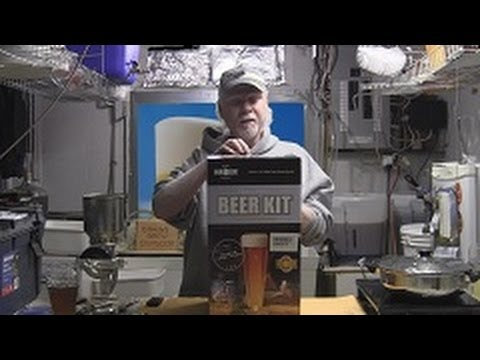 Easy Home Brewing - Very Detailed Review of Mr Beer Pt 1