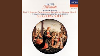 Handel Messiah Part 2 31 Chorus Lift Up Your Heads