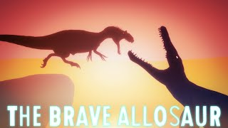 Pivot Art #2: The Brave Allosaur
