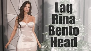 LAQ Rina Bento Mesh Head in Second Life