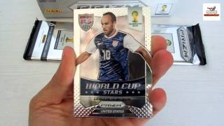 UNBOXING: Box Panini PRIZM Fifa World Cup 2014 - Parte 3